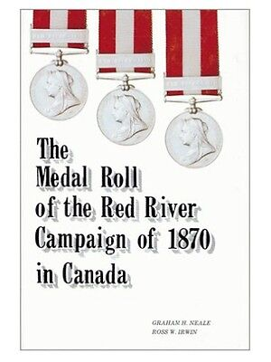 Red River Campaign of 1870 - 1st Edition