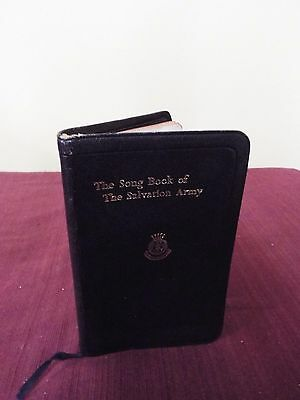 The Song Book of the Salvation Army - 1963
