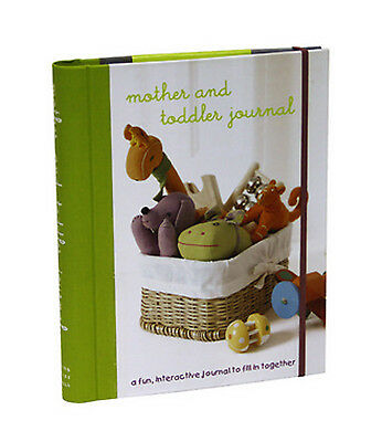 Mother and Toddler Journal Would Make a Lovely Gift