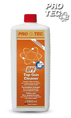 PRO-TEC GERMANY DPF Diesel Particle Filter Top Gun Cleaner PROTEC P6156