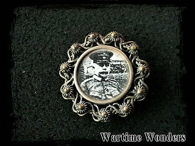 WW1 Imperial German Patriotic Photo Badge