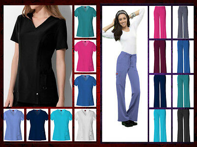 New Dickies Medical Scrubs for Women Tops or Pants Assorted Colors Sizes XXS-2XL