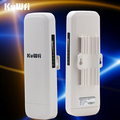 3KM Long Range High Power Wireless Access Point 300Mbps Wifi Router Outdoor CPE