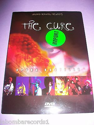 The Cure - Opera Bastille - Dvd New - Live In Paris 1996