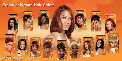 Creme Of Nature Exotic Shine Permanent Hair Color
