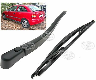 Rear Window Wiper Arm & Blade For Vauxhall ASTRA G MK4 HATCHBACK 98 to 2005 L61