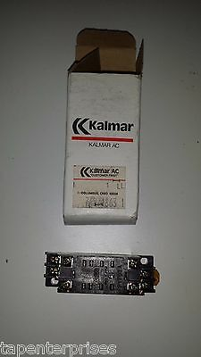 Lot of 5 Kalmar AC Power Relay Socket Base PYF08A