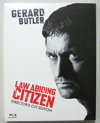 Law Abiding Citizen ( Blu-ray ) 1000 Copies Limited / 36P Booklet / Region ALL