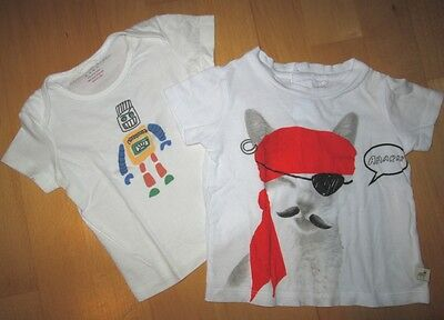 * * * STELLA McCARTNEY T-Shirts 2 Stk., 6 Mon. * * *