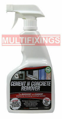 750ml Cement and Concrete Remover Spray - (GTP134030)