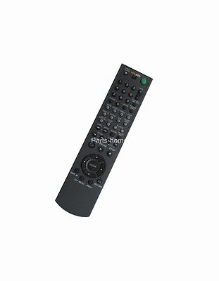 Remote Control For Sony DVP-NS728H CD DVD Player