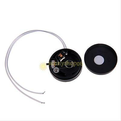 2pcs CR2032 Coin Button Cell Battery Holder Case With ON/OFF Switch Lead