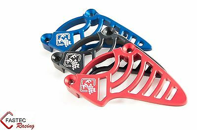 Honda CRF250R Front Sprocket Guard/Cover 2004 - 2009 Anodised Red