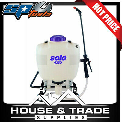 Solo Sprayer 15 Litre Backpack Piston Pump 425D