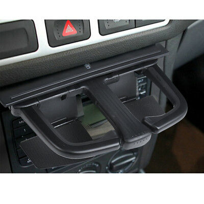 Folding Double cup holder can holder Front for VW Golf MK4 Jetta Bora