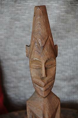 Old African Carved Wooden Figure… for the African collection...