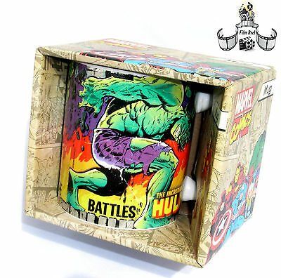 The Incredible Hulk Marvel Comics Mug