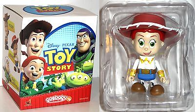TOY STORY - Jessie Actionfigur HOT TOYS Cosbaby Disney ca.9cm NEU (L)