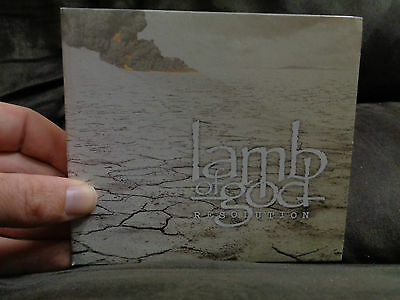 LAMB OF GOD_Resolution_used CD_ships from AUSTRALIA!_C7