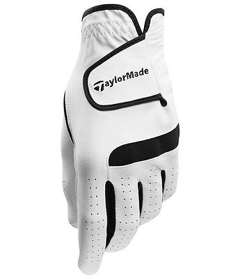 New! GOLF Taylormade ST Pro Syn Leather Left GLOVES for Right Handed Mens