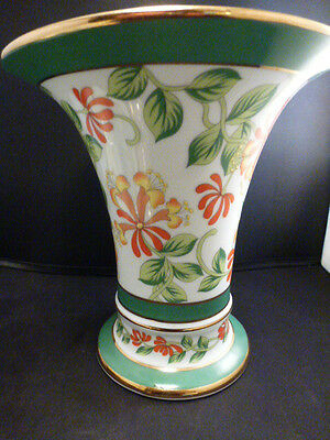 Past Times England PORCELAIN OXFORD ENGLAND  MADE IN CHINA VASE