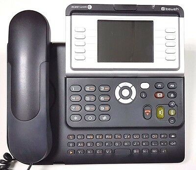 Alcatel Lucent 4068 IP Extended Edition Octophon IP 160 EE Systemtelefon TOP!!