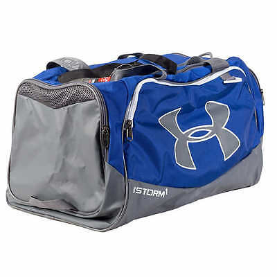 Under Armour Storm II Undeniable Medium Duffel Bag Travel Backpack Gym Camp NEW