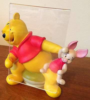 Disney Winnie the Pooh & Piglet Picture Frame Holder