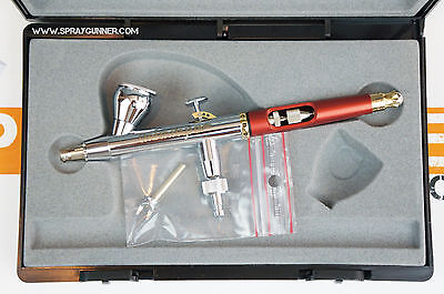 Harder & Steenbeck Infinity CR Plus 0.2mm Airbrush  with Cleaning Brush Set