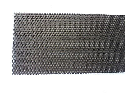 Perforated Aluminium Security Door Mesh