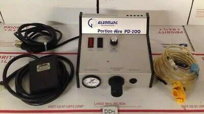 Glenmarc Manufacturing Portion-Aire PD-200~115 VAC Conntrol Foot switch