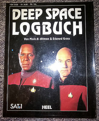 STAR TREK Deep Space Logbuch