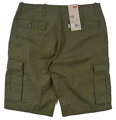 Levi's NEW Men's Relaxed Fit Cargo I Shorts MSRP $50