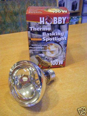 Hobby 37366 Thermo Basking Spotlight, 100W