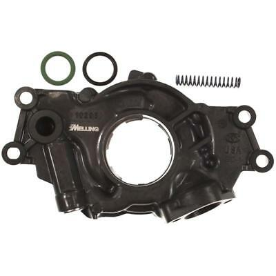 Melling 10296 High Volume Standard Pressure Engine Oil Pump for Chevy LS-Series