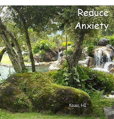 Hypnosis CD to reduce Anxiety - Staying Calm