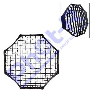 """Phot-R 120cm Honeycomb Egg Crate Grid Only for 47"""" Octagon Photo Studio Softbox"""
