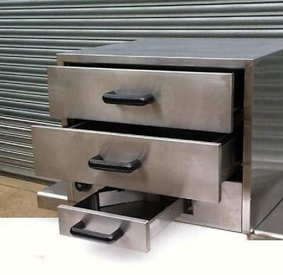 Infernus Bun Warmer /Warming Drawer Cabinet Catering Kitchen Equipment New