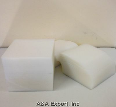 ON SALE NOW!!! 3X3 CLEAR PLASTIC FURNITURE TABS 1,000 CTS- A&A Export Inc