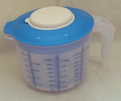 Bnip Tupperware Ez Mix 'n Pour Jug (2L)