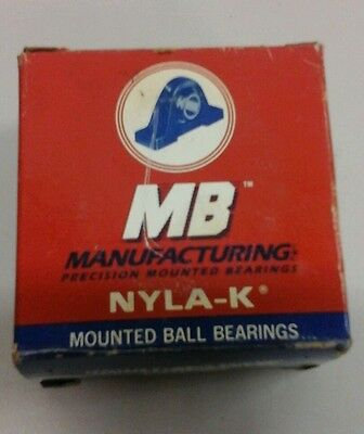 Mb 25-1-1/2 Mb25-1-1/2 Precision Mounted Bearings *new In Box*