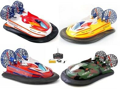 Radio Control RC Hovercraft 1:10 Boat 757-058 Toy