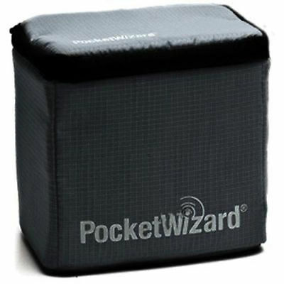 PocketWizard G-Wiz Squared Case for up to 4 x PLUS III Transceivers - Black