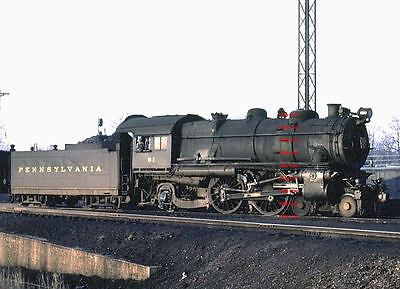 PRR 4-4-2 #51 5x7 color photo