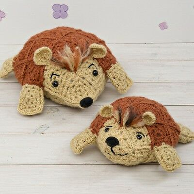 Twilleys - Crochet Kit- Sid & Spike Hedgehogs - Complete Kit - 2898/1504