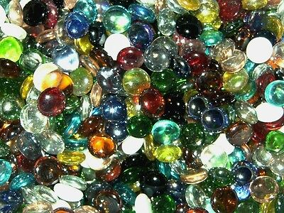 Glass Pebbles / Nuggets / Stones - Lots of Colours Available (Offer 5 for 4)