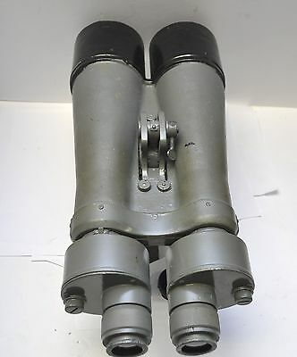 "RARE WWII Japanese ""EK"" Imperial Navy Military 15 x 4 degree Binoculars"