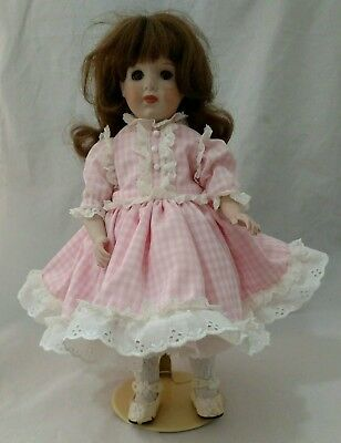Grace Rockwell Reproduction Doll by Melva McGuffey - Germany - RARE