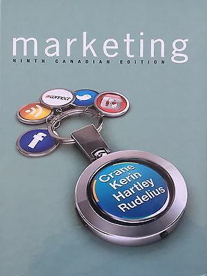 Marketing- Crane, Kerin, Hartley and Rudelius (Ninth Canadian Edition)