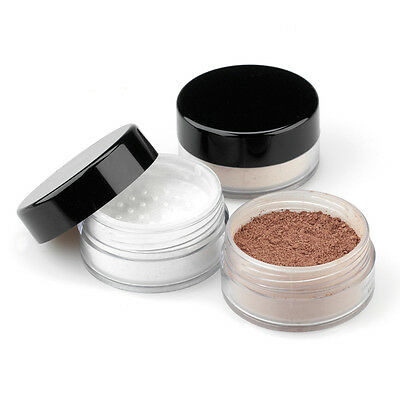 Stargazer Loose Face Powder Compact Mirror - All Shades Available